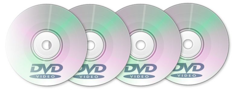 Overlapping DVDs