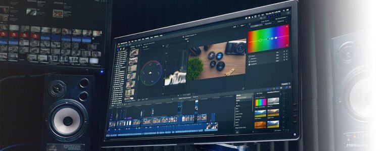 A Final Cut Pro X edit suite