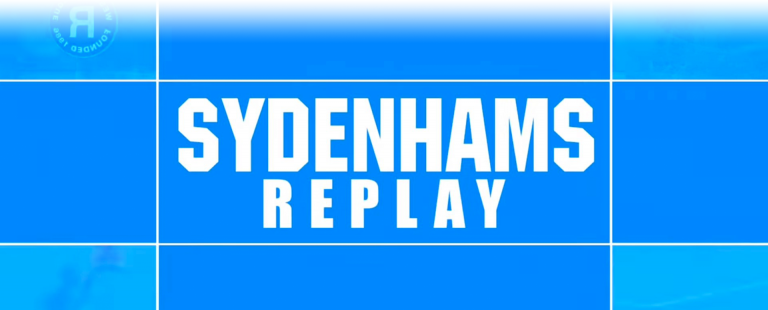 Instant replay brand integration for Sydenhams at the Wessex Premier League Final